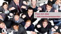 Über 1.000 Nachfolgerkandidaten und Kaufinteressenten