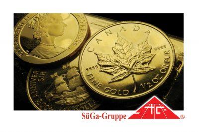 SüGa-Goldsparen - besser geht´s nicht!