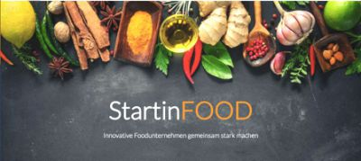 Beratung für Food-Startups: StartinFOOD geht an den Start