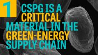 Critical Material in the green energy