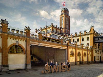 Swiss-Domains: Echt Schweizer Domain für richtige Schweizer Firmen