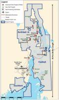 TerraX Minerals Target Map