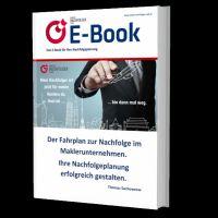Thomas Suchoweew präsentiert sein neues E-Book – Der Fahrplan zur Nachfolge im Maklerunternehmen: