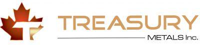 Treasury Metals Logo