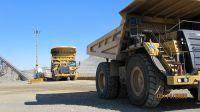 Brand New 100 Ton Caterpillar Trucks On Site
