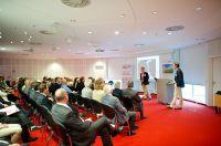 EGNO Business-Lounge im ESI von Johnson & Johnson Medical in Norderstedt