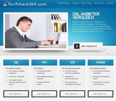Tarifcheck365.com - Das Vergleichsportal