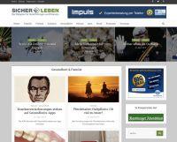 www.sicher-leben.de bietet umfassende, verständliche Information zu Versicherungen und Finanzen und eine Beratung auf Facebook.