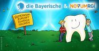 Versicherungsgruppe die Bayerische meistert ersten Transformationsschritt zusammen mit NOVUM-RGI