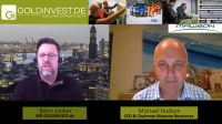 GOLDINVEST-Interview Mawson Resources; Foto: GOLDINVEST Consulting GmbH