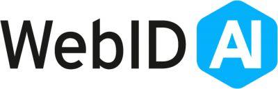 Logo WebID AI - WebID Solutions GmbH