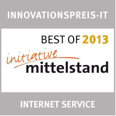 Die Initiative Mittelstand prämiert mit dem Innovationspreis-IT Firmen mit innovativen IT-Lösungen.