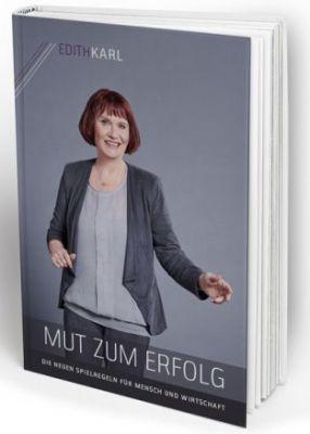 Verschaffen Sie sich einen ersten Eindruck über die MUTexpterin Edith Karl