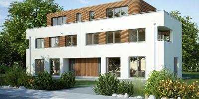 Ein-und Zweifamilienhäuser sind aktuelle Renner auf dem Markt