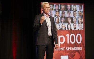 Wolfgang Bönisch - Top100-Redner Verhandeln 4.0 als Vortrag    (c)B.Eidenmüller