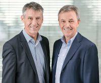 Die beiden Ideengeber der Zeitenwende Lang& Franz GbR, Dr. Ewald Lang und Dr. Dr. Ekkehart Franz